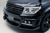 Toyota LAND CRUISER 200 (07-11) Обвес WALD BLACK BISON